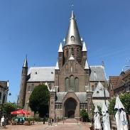 That looks like a Disney castle level kerk