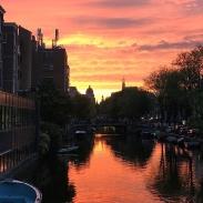 Dutchie sunsets are pretty legit sometimes