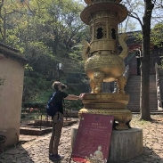 Walked around Dongshan, can recommend